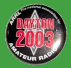 Chapa ARRL - Hamvention Dayton  2003