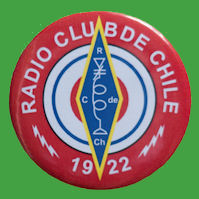 Chapa RADIO CLUB de CLILE