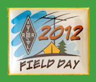 Pin ARRL- Field Day 2012