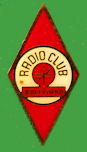 Pin RADIO CLUB BOLIVIANO