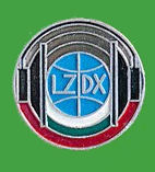 Pin BULGARIA - LZ DX