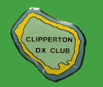 Pin CLIPPERTON DX CLUB