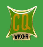 Pin Diploma CQ WPX - Honor Roll