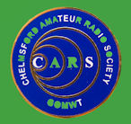 Pin  INGLATERRA - CARS - Chelmsford Amateur Radio Society
