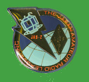 Pin JARL - Satelite JAS 2