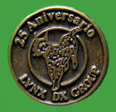 Pin LYNX Dx GROUP - 25º Aniversario