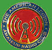 Pin The American Legion Amateur Radio Club - USA
