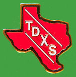 Pin USA-TDXS (Texas DX Society)