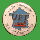 Pin UNION FRANCESA DE TELEGRAFISTAS